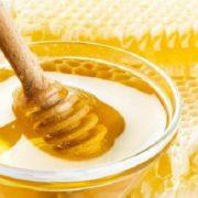 مواد معدنی عسل