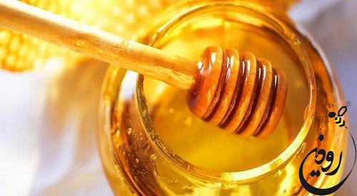 عناصر عسل طبیعی