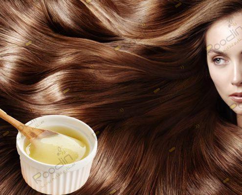 خواص ژل رویال برای رشد مو