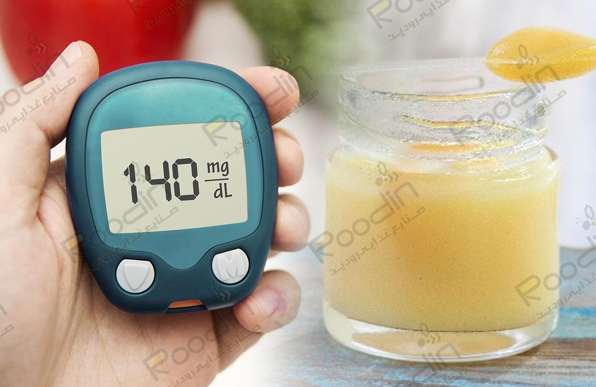 تاثیر ژل رویال بر دیابت