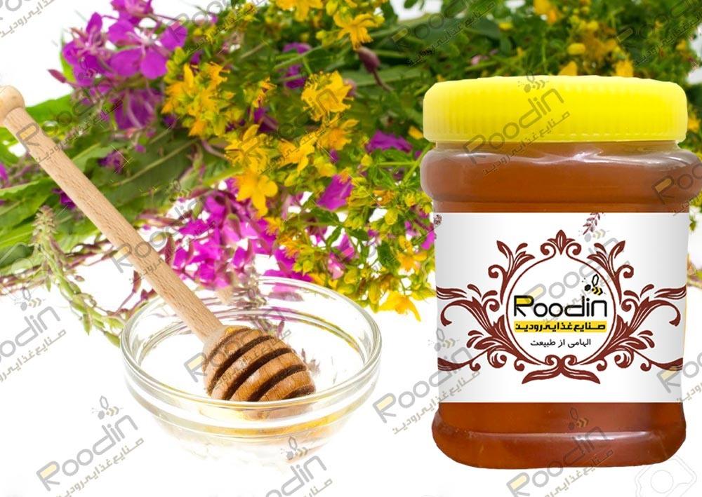 قیمت عمده عسل چهل گیاه