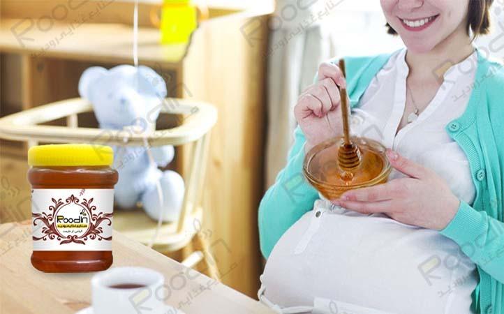 خوردن عسل چهل گیاه در بارداری