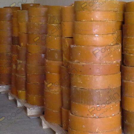 موم عسل قالبی
