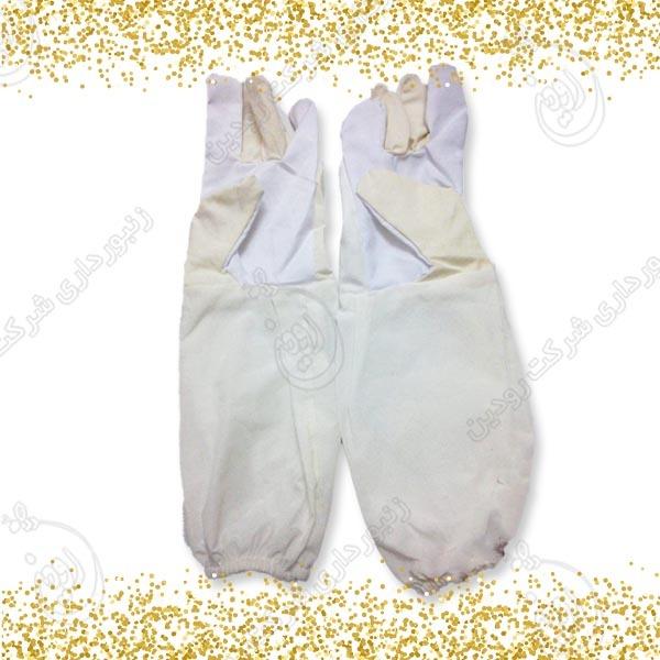 خرید دستکش زنبورداری پارچه ای