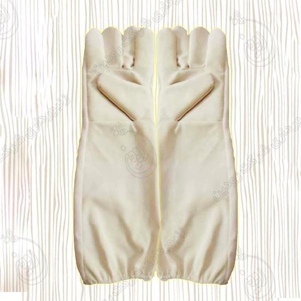 قیمت دستکش زنبورداری پارچه ای