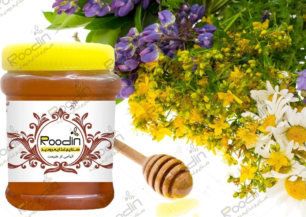 خاصیت عسل چهل گیاه