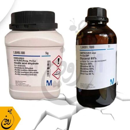 اسید اگزالیک و گلیسیرین